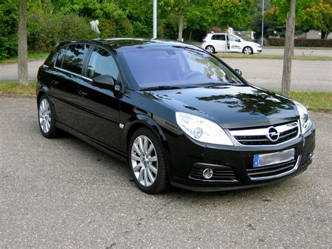 Opel Signum Turbo Best Photos And Information Of