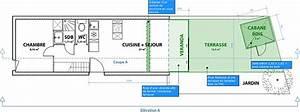 renovation complete petite maison 36m2 amenagement d39espace With exceptional creer plan maison 3d 4 realisation salle de bain 3d