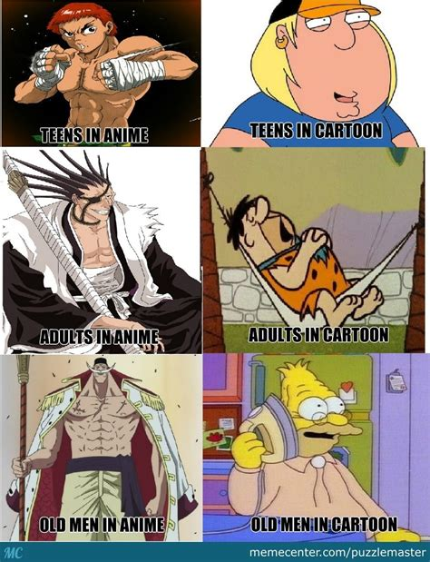 pin on cartoon to anime