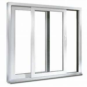 Porte fenetre pvc sur mesure prix pas cher fenetre24com for Porte de garage coulissante avec prix d une porte fenetre pvc double vitrage
