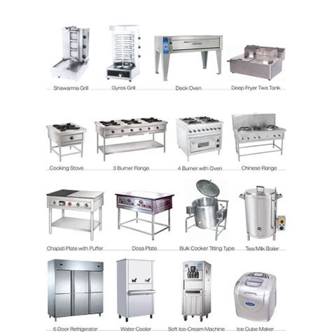 The Gallery For > Kitchen Appliances Names