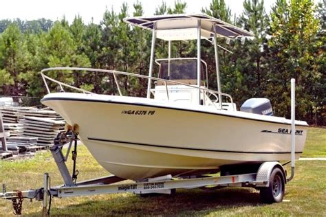Sea Hunt Boats For Sale Mobile Al by Triton New And Used Boats For Sale In Alabama