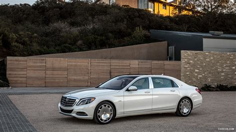 2016 Mercedes-maybach S-class S600