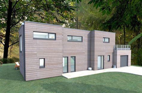le bureau de victor couleur maison construction etude maison cubique azur
