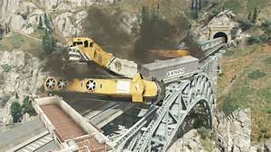 Derailed | GRAND THEFT AUTO V
