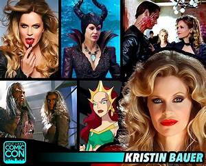 Kristin Bauer to attend Salt Lake City Comic Con ...