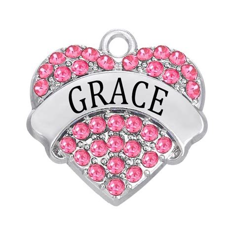 36 gold chain popular grace names buy cheap grace names lots from china