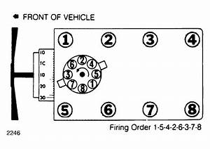 Solved  Need Firing Order For 1991 Ford Mustang Lx 5 0 Ho