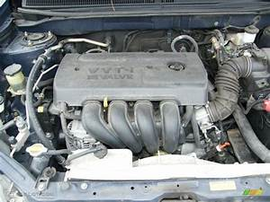 2003 Toyota Matrix Xr Engine Specs