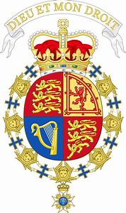File Coat Of Arms Of Elizabeth Ii Of The United Kingdom