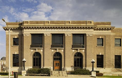 Grand Island United States Post Office And Courthouse