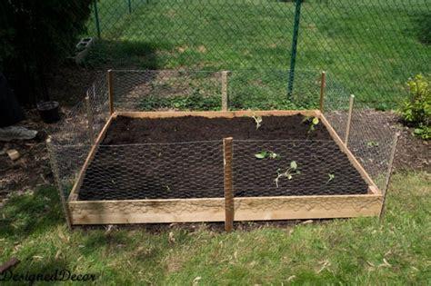 build a raised garden bed building a raised garden bed designed decor