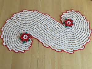 Tapis Au Crochet Tuto by Tuto Chemin De Table Spirale Ou Tapis Au Crochet Youtube