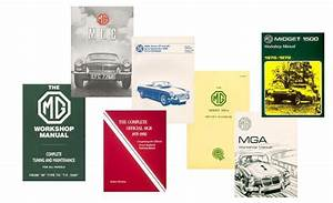 Mg Technical And Owner Information - Bentley Publishers