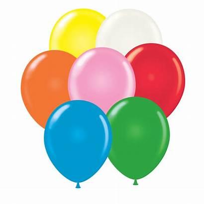 Balloons Water Transparent Standard Assortment Tuf Balloon