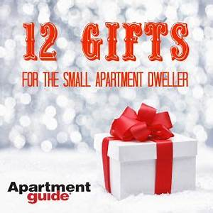 12 Gifts for the Small Apartment Dweller