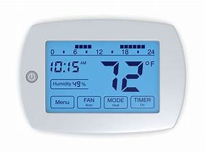 Programmable Thermostats Save Energy  U2013 And Services