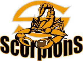 Scorpion Football Logo