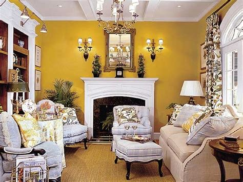 Southern Living Traditional Living Rooms by Southern House Decor Plans 1595 House Decor Tips