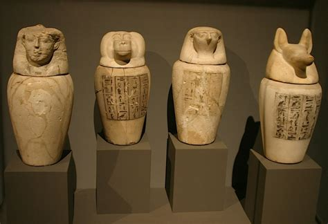 canap ik canopic jars facts what does canopic jars