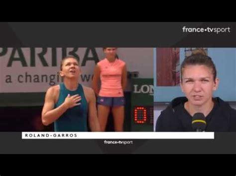 Simona Halep: Gheorghe Hagi and Justine Henin | TENNIS.com - Australian Open Live Scores, News, Player Ranking