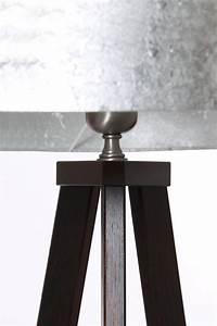 3 Bein Lampe : stehlampe 3 bein eiche wenge leuchtenmanufaktur brodauf ~ Whattoseeinmadrid.com Haus und Dekorationen