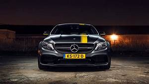 Mercedes, Amg, C63, S, Coupe, Edition, Hd, Wallpaper