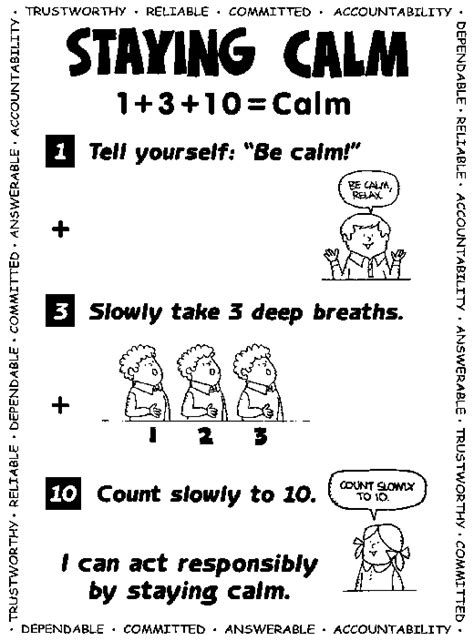 staying calm dr michele borba