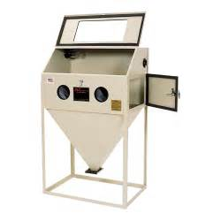 Sandblasting Cabinet Gloves Canada by Alc Top And Side Door Opening Abrasive Blast Cabinet