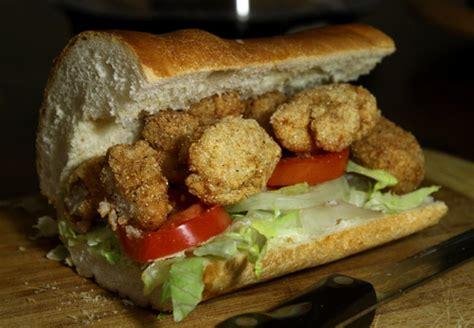 cent chef fried alligator po boy sandwich video