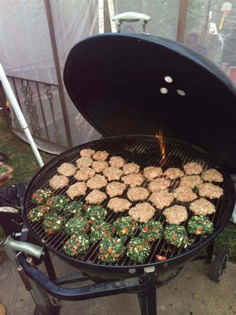 weber ranch kettle grills