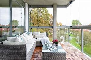 Large, Balcony, Design, Ideas, Modern, Trends, In, Furniture, And