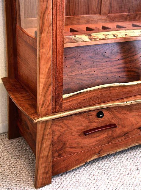 Coffee Table Gun Cabinet Plans
