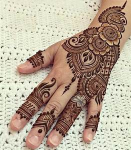 Arabic Eid Mehndi Design For Hands And Feet 2017