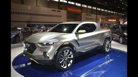 2017 Hyundai Santa Cruz / Review Pickup Crossover