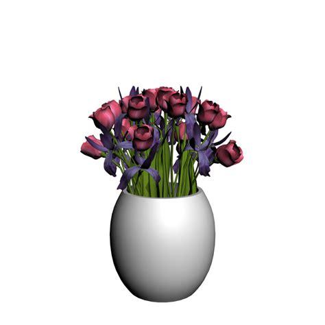 vase für tulpen vase mit tulpen einrichten planen in 3d