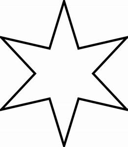 Star Clip Art Outline Black And White | Clipart Panda ...