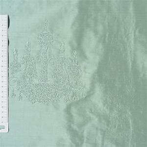 Brigitte Von Boch Tapeten : brigitte von boch seidenstoff dekostoff 100 seide bestickt meterware kandelaber silk leuchter ~ Sanjose-hotels-ca.com Haus und Dekorationen