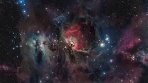 Wallpaper Nebula, Galaxy, Stars, Planets, Space, #6348