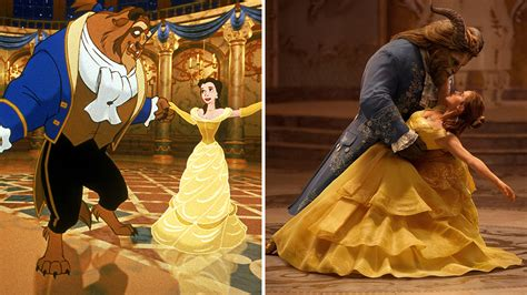 beauty   beast   action remakes