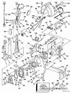 Remote Control - Binnacle - Single Lever - Prewired