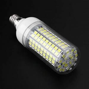 E14 Zu E27 : e12 e14 e26 e27 g9 gu10 110v 24w corn smd 2835 led bulb bar light pure white ebay ~ Markanthonyermac.com Haus und Dekorationen