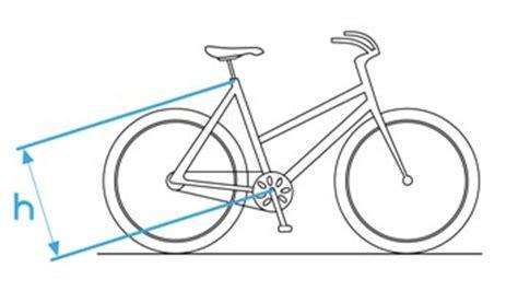 comment mesurer taille cadre velo choisir la taille de v 233 lo 233 lectrique tweezbike