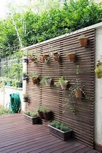 die besten 25 sichtschutz terrasse ideen auf pinterest With französischer balkon mit garten wandverkleidung
