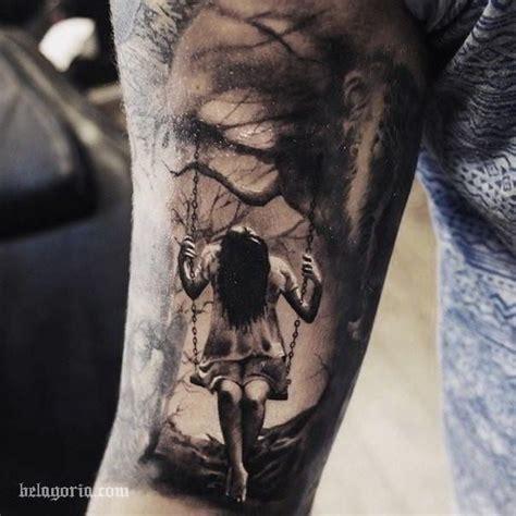 Espectaculares Tatuajes de Bosques y su Significado