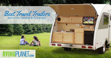 travel trailer with bunk beds and outdoor kitchen ppi blog