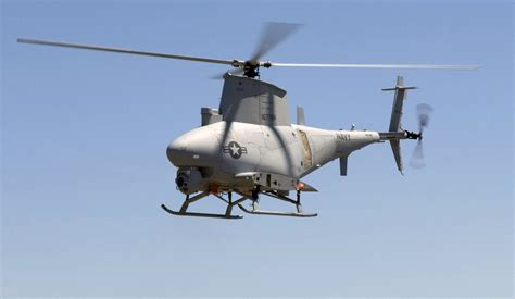 The U.S. Navy Grounds the MQ-8B Fire Scout Following Two ...