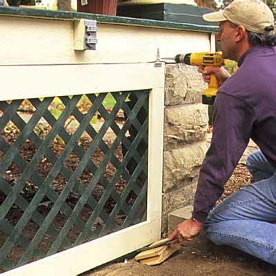 porch lattice ideas  pinterest house porch design cheap exterior doors  porch