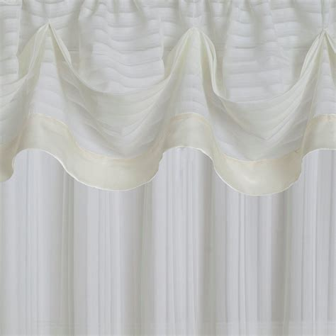 sheer priscilla curtains with attached valance coffee tables wide priscilla curtains semi sheer