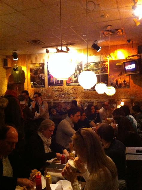 Best Burger New York by Best Burgers In New York City S